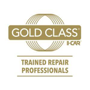 I-CAR gold certification