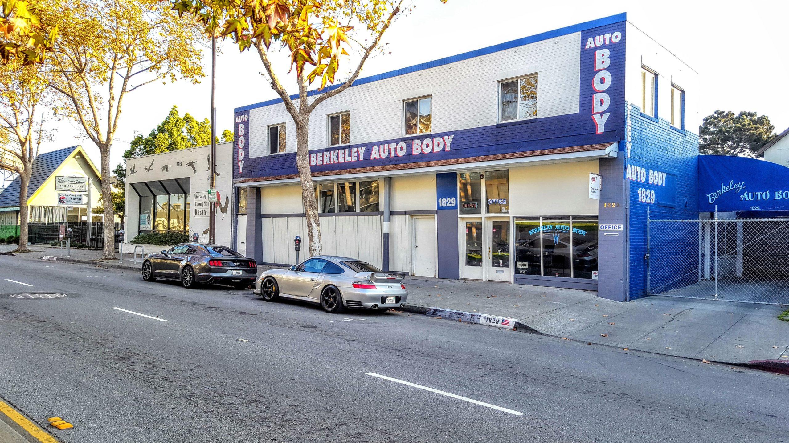auto body front